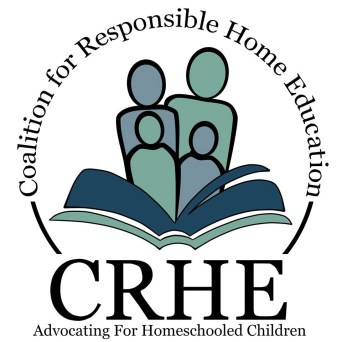The logo for the Coalition for Responsible Home Education. (CRHE website)
