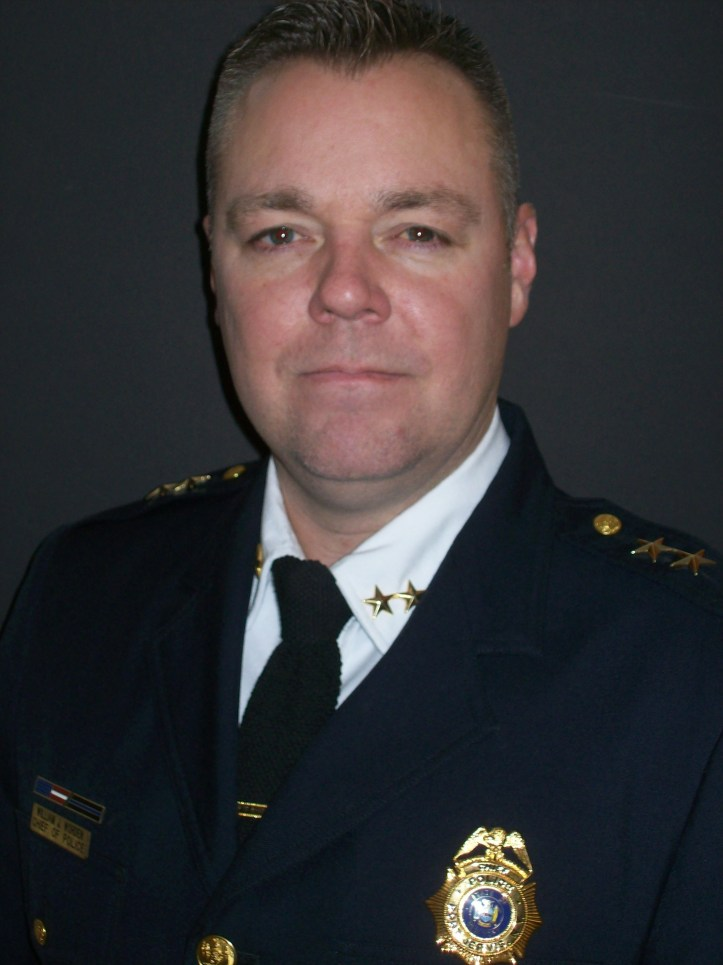Port Jervis Police Chief William Worden. (Port Jervis, New York website)