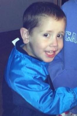 Logan Cline in a blue jacket