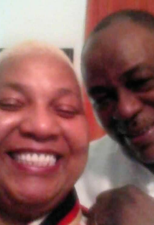 Reba Matthews and Rick Edwards