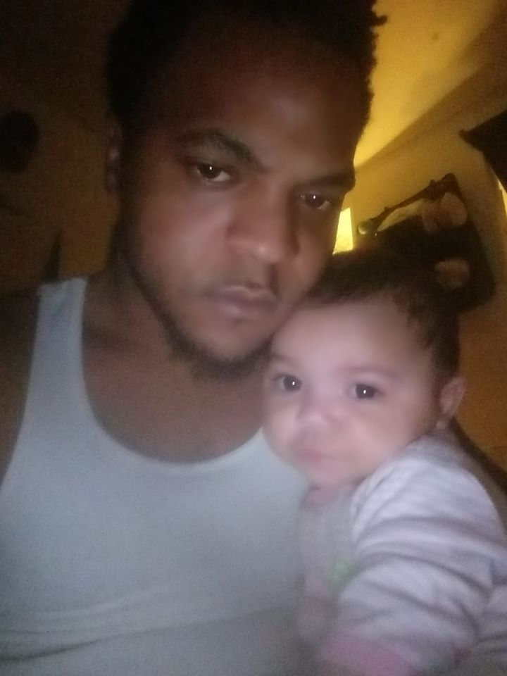 Royce Foster and his daughter RosaLee