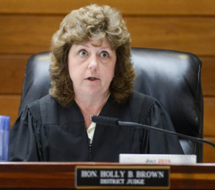Judge Holly Brown, Gallatin County