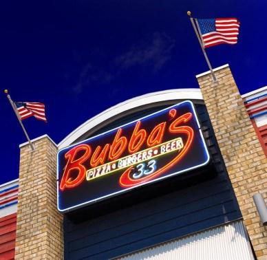 Bubba's 33 restaurant