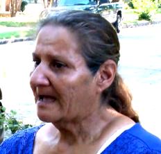 Carolina Medina, grandmother of Frankie Gonzalez and mother of Laura Sanchez Villalon