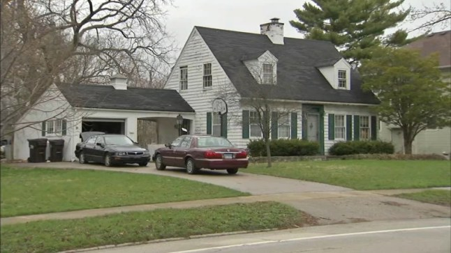 The Freund home at 94 Dole Avenue in Crystal Lake, Illinois. (ABC7 Chicago)