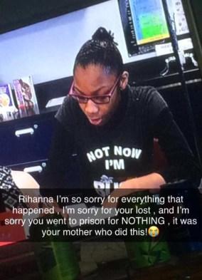 Rihanna Charlton