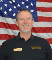 HCSO spokesperson Scott Dressel