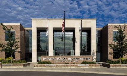 Palatine Illinois Police Headquarters
