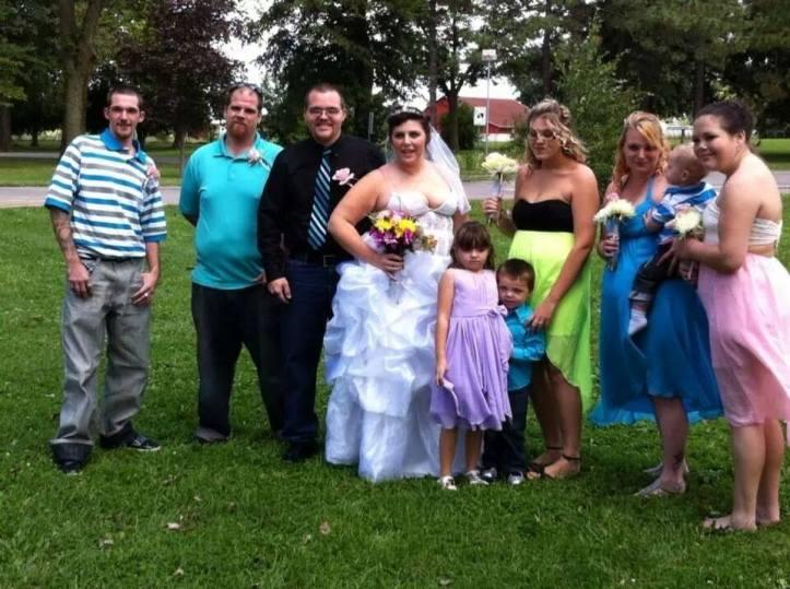 Ted and Samra Rife wedding