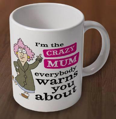 Sarah O'Brien mug