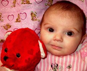 Infant Averylee Hobbs