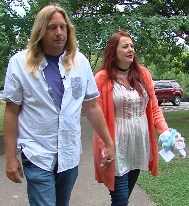 Jonathan and Tammy Risen