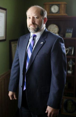 Raleigh County Assistant Prosecuting Attorney Brian Parsons