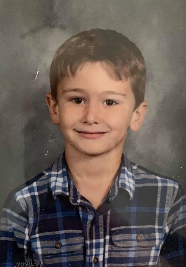 Corey Micciolo school photo