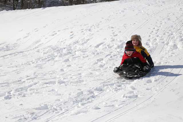 1_Riverhead sledding