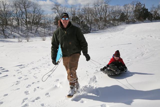 2_Riverhead sledding