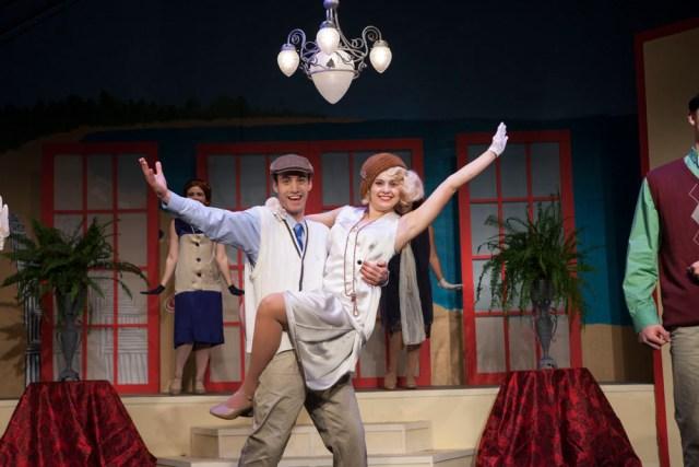 The North Fork Community Theatre presents 'The Boy Friend' beginning Thursday in Mattituck. (Credit: Katharine Schroeder)