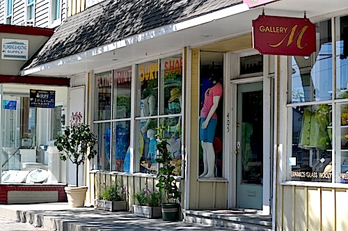 Flying Point-Surf and Sport on Main Street received Planning Board approval Thursday night.