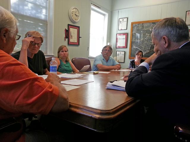 Greenport Village code committee