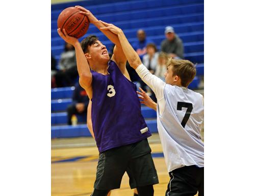 Greenport basketball player Jordan Fonseca 112916