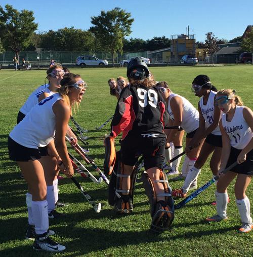 Greenport:Southold field hockey 091916