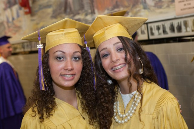Nicole and Jessica McDaniel.