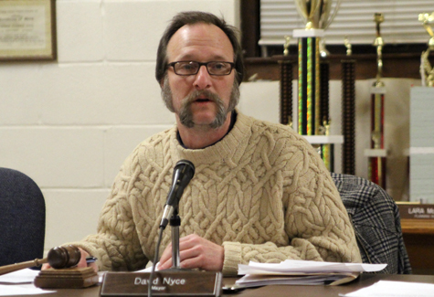 Greenport Village Mayor David Nyce released his tentative budget. (file photo)