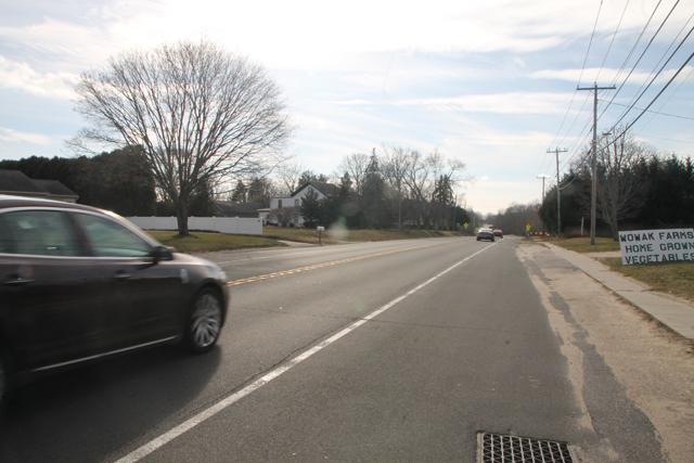Long Island pedestrian safety