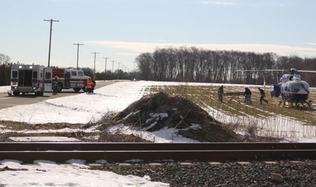 MTA worker injured in Laurel