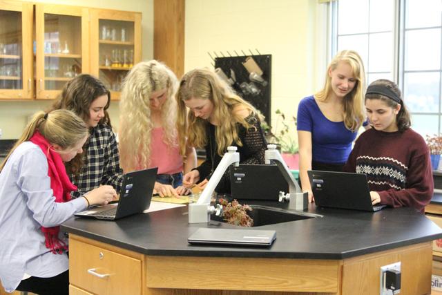 Mattituck High School AP Biology