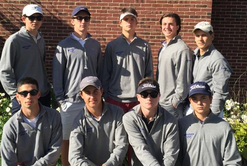 Mattituck boys golf 102615