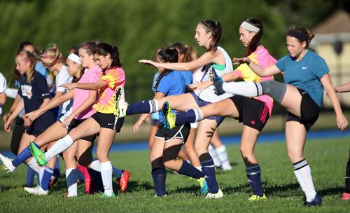 Mattituck girls soccer 083016