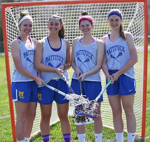 Mattituck:Greenport:Southold girls lacrosse 041916
