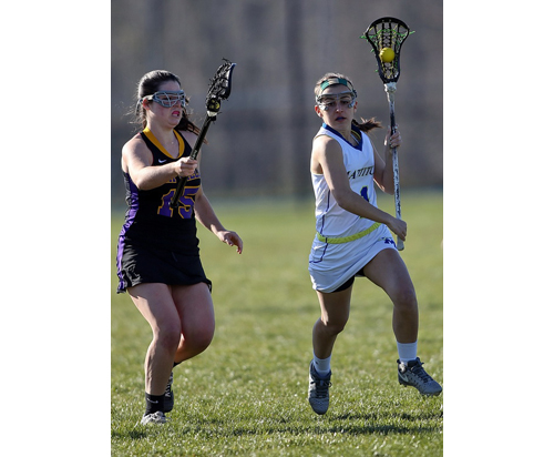 Mattituck:Greenport:Southold lacrosse player Audrey Hoeg 041316