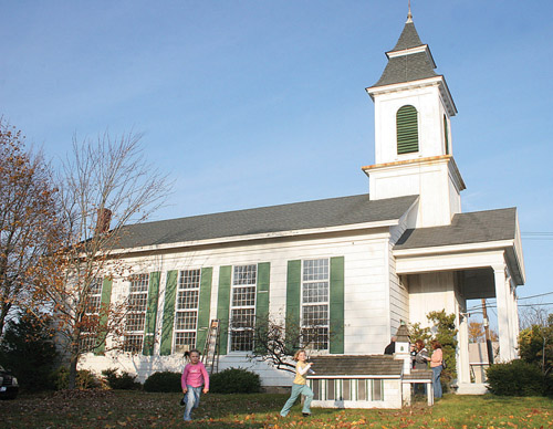BARBARAELLEN KOCH FILE PHOTO | The Jamesport Meeting House will be hosting a free concert tomorrow.