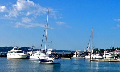 Mitchell Park Marina (Cyndi Murray file photo)