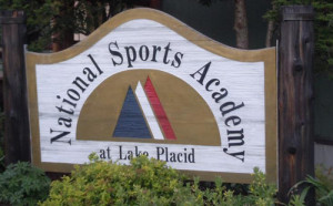 COURTESY PHOTO | The National Sports Academy in Lake Placid is a private preparatory school for winter sports athletes.
