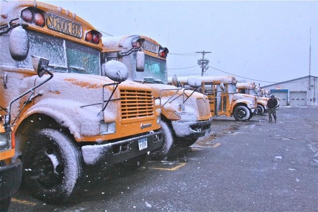 School closings and delays, March 8, 2013
