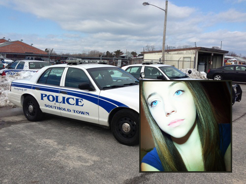 Ashley Murray, 16, has been missing since Monday.