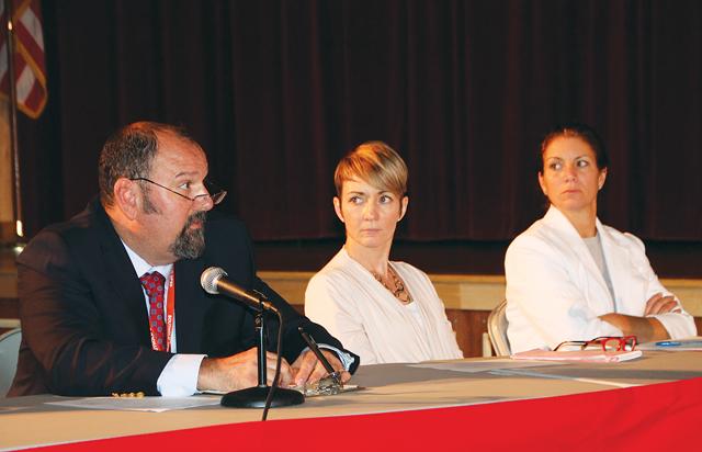 Southold school board