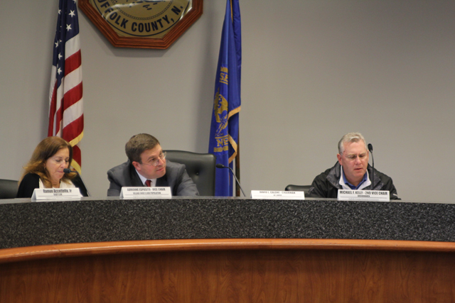 Suffolk County Planning Commission
