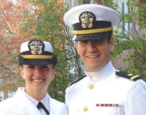 Sarah and Stephen Conlin (Courtesy photo)