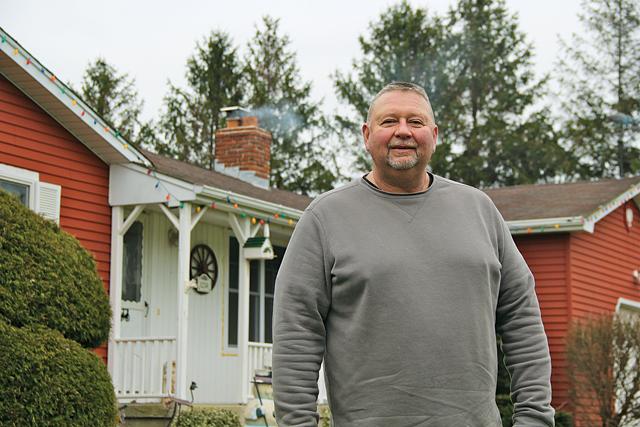 Mattituck resident Thomas Pilieski. (Credit: Carrie Miller)