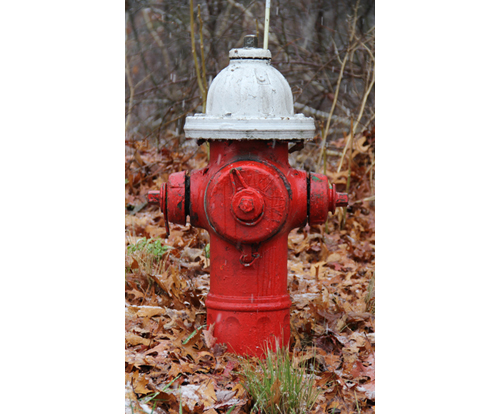 CARRIE MILLER PHOTO | Newly-purchased fire hydrants may have to be sold for scrap if new federal regulations aren't changed or put on delay.