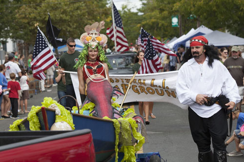 A look at last year's Maritime Festival in Greenport. (Credit: Katharine Schroeder, file)