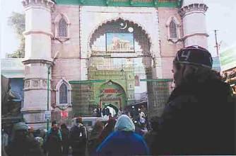 Dargah Bazar, Ajmer, India