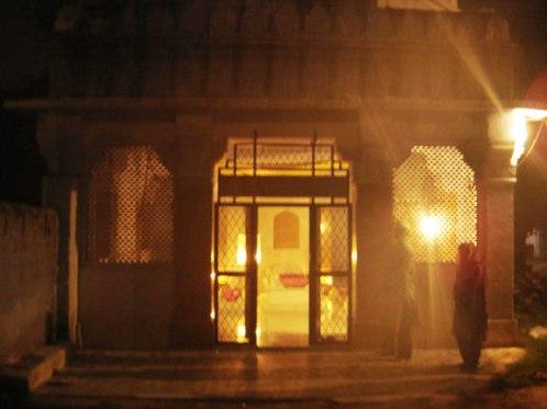 The night of Baraat at the dargah of Makhdum Sama'uddin Suhrawardi.