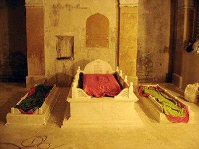 Makhdum Sama'uddin Suhrawardi, New Delhi.