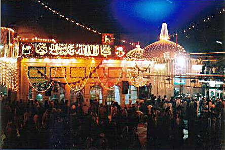 The 'urs of Hazrat Baba Farid Ganj Shakar (RA)