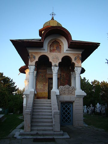 """Mânăstirea Cernica, """"puterea unor zguduitoare amintiri"""""""